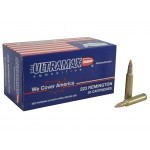 Ultramax 223 Remington 55gr FMJ-FD /50