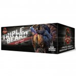 "HEVI Triple Beard 12ga 3-1/2"" 2-1/4 1200FPS 5 6 7SS /10"