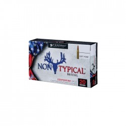 Federal Non-Typical Whitetail 308 Winchester 180gr SP Ammunition /20