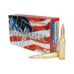 Hornady 6.5 Creedmoor 129gr Interlock SP American Whitetail Ammunition /20