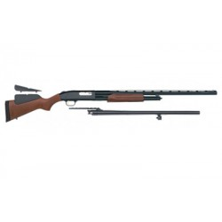 Mossberg 500L 12/28/VR ACCUSET BL WD