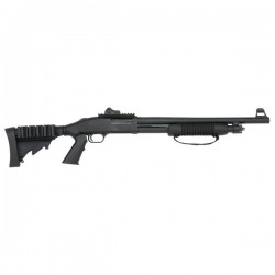 Mossberg 500 Spx 12Ga 18.5''  Collapsible Stock Ghost Ring