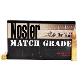 Nosler 300 AAC 220gr Custom Competition /20