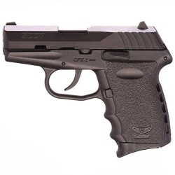 SCCY Sccy CPX-2 CB 9mm Black (No Manual Safety)