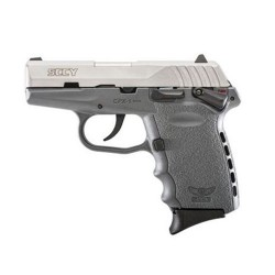 SCCY CPX-1 TTSG 9MM SS/SNIPER GRAY (DOUBLE SIDED SAFETY)