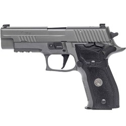 Sig Sauer P226 SAO Legion Series 9MM Gray PVD Finish W/  10Rd Mag