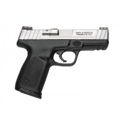 Smith & Wesson SD9 VE 9mm 4'' bbl Hi-Viz CA Compliant
