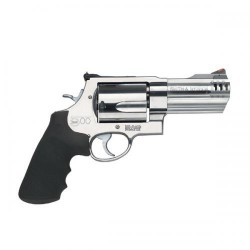 Smith & Wesson500  - (Stainless) 500 S&W Mag 4  Bbl 5Rd