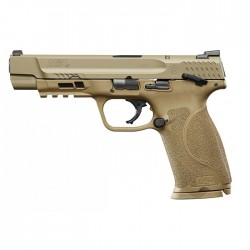 Smith & Wesson M&P .40 M2.0 FDE 5'' Bbl 15Rd