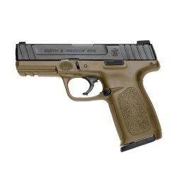 Smith & Wesson SD9 FDE Frame 9mm 4''bbl 16rd