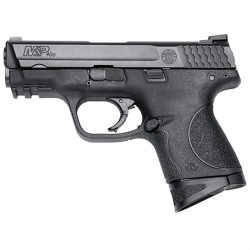 Smith & Wesson M&P40c Compact 40 S&W 3.5''  Bbl Mag Safety