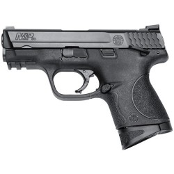 Smith & Wesson M&P9c Compact 9mm 3.5''  Bbl Thumb Safety