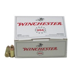 Winchester USA 9mm Luger 115gr FMJ /100